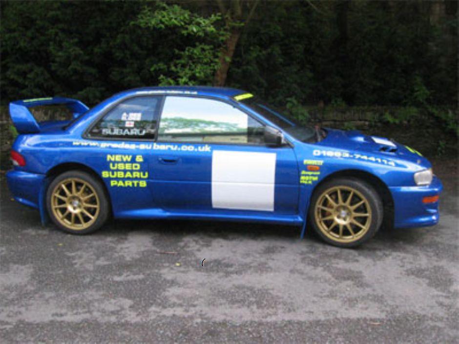 WRC S5   Autotecnica Subaru